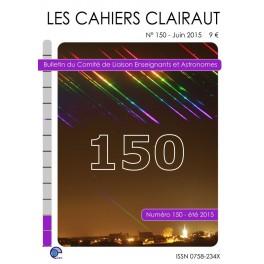 CC 150, Eté 2015 (imprimé)