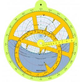 Lot de 10 astrolabes