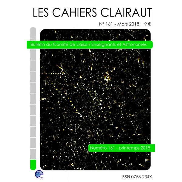 LES CAHIERS CLAIRAUT