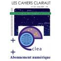 2018 : Adhésion+Cah. Clairaut + Num.
