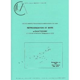 D5 Rétrogradation de Mars