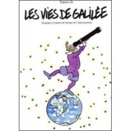 BD : Les vies de Galilée