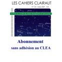 2018 : Abonnement aux Cahiers Clairaut sans adhésion